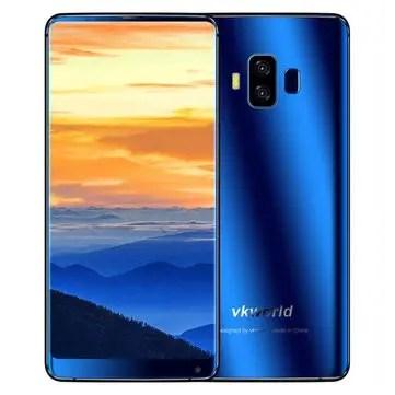 banggood vkworld S8 MTK6750T 1.5GHz 8コア BLUE(ブルー)