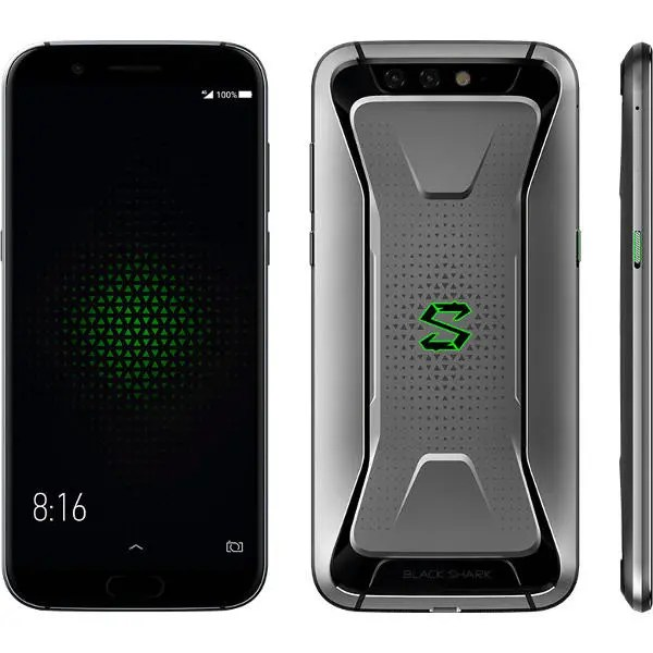 Xiaomi Black Shark Gaming Phone Snapdragon 845 SDM845 2.8GHz 8コア