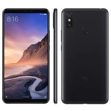 banggood Xiaomi Mi Max 3 Snapdragon 636 SDM636 8コア BLACK(ブラック)