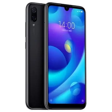 banggood Xiaomi Mi Play Helio P35 2.3GHz 8コア BLACK(ブラック)