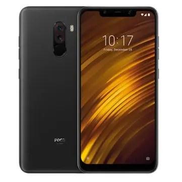 banggood Xiaomi POCO F1 Snapdragon 845 SDM845 2.8GHz 8コア BLACK(ブラック)