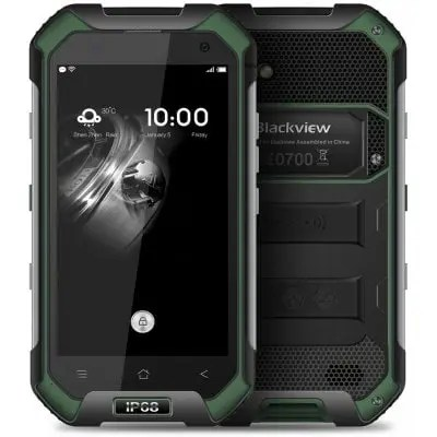 gearbest AQUOS R  MTK6735 1.3GHz 4コア ARMY GREEN(アーミーグリーン)