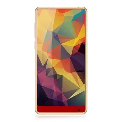gearbest Bluboo D5 Pro MTK6737 1.3GHz 4コア RED(レッド)
