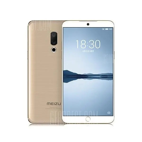 gearbest Meizu 15 Plus Exynos 8895 2.3GHz 8コア EMEA GOLD(ゴールド)