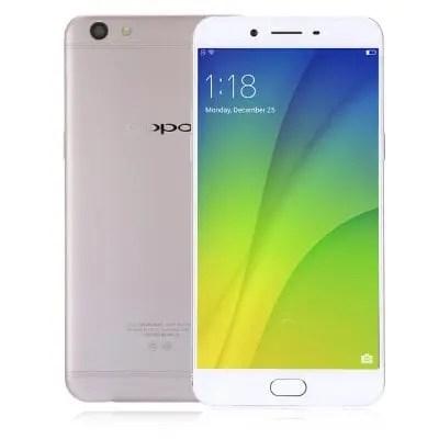 gearbest OPPO R9 Plus Snapdragon 652 MSM8976 1.8GHz 8コア GOLDEN(ゴールデン)