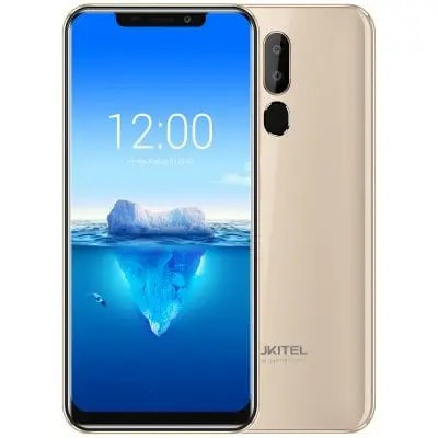 gearbest OUKITEL C12 Pro MTK6739 1.5GHz 4コア OTHER(その他)