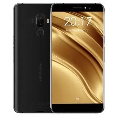 gearbest Ulefone S8 Pro MTK6737T 1.5GHz 4コア BLACK(ブラック)