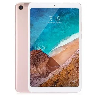 gearbest Xiaomi Mi Pad 4 Plus Snapdragon 660 MSM8956 Plus 2.2GHz 8コア GOLD(ゴールド)