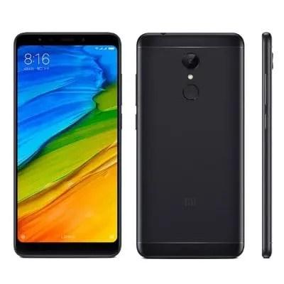 gearbest Xiaomi Redmi 5 Snapdragon 450 1.8GHz 8コア BLACK(ブラック)