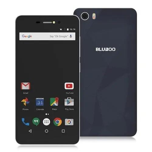 geekbuying BLUBOO Picasso MTK6735 1.3GHz 4コア BLACK(ブラック)
