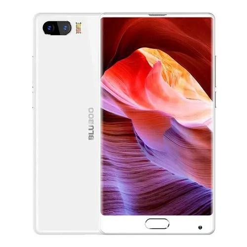 geekbuying Bluboo S1 MTK6757 Helio P20 2.3GHz 8コア WHITE(ホワイト)