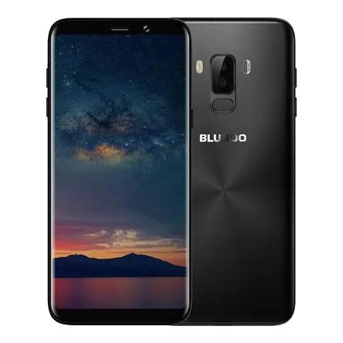 geekbuying Bluboo S8 pro MTK6750T 1.5GHz 8コア BLACK(ブラック)