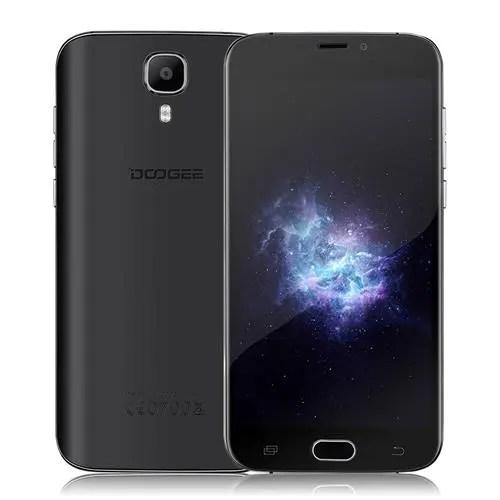 geekbuying DOOGEE X9 Pro MTK6737 1.3GHz 4コア BLACK(ブラック)