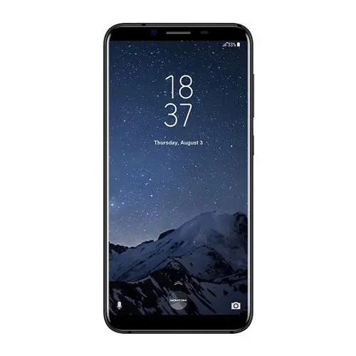 geekbuying HOMTOM S8 MTK6750T 1.5GHz 8コア BLACK(ブラック)