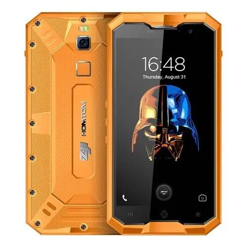 geekbuying HOMTOM ZOJI Z8 MTK6750 1.5GHz 8コア ORANGE(オレンジ)