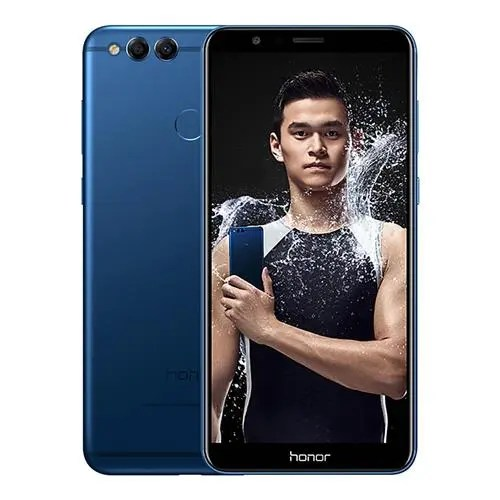 geekbuying Huawei Honor 7X Kirin 659 2.36GHz 8コア BLUE(ブルー)