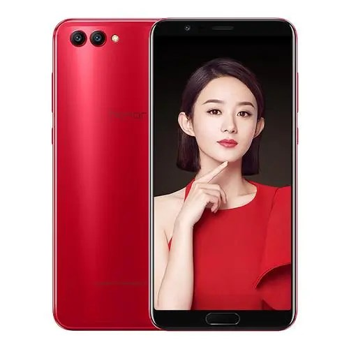 geekbuying Huawei Honor V10 Kirin 970 2.4GHz 8コア RED(レッド)
