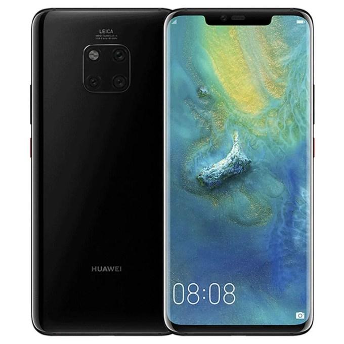 geekbuying Huawei Mate 20 Pro Kirin 980 8コア BLACK(ブラック)