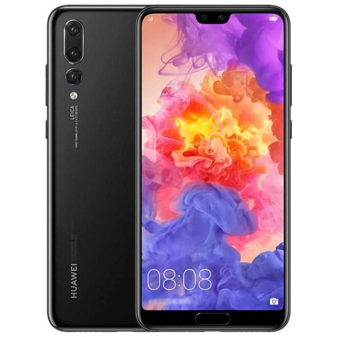 geekbuying Huawei P20 Pro Kirin 970 2.4GHz 8コア BLACK(ブラック)