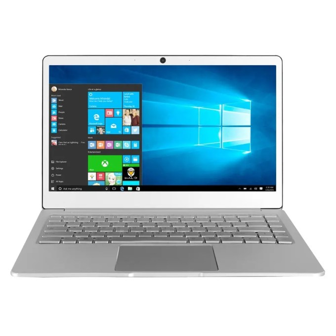 geekbuying Jumper EZbook X4 Gemini Lake N4100 2.4GHz 4コア SILVER(シルバー)
