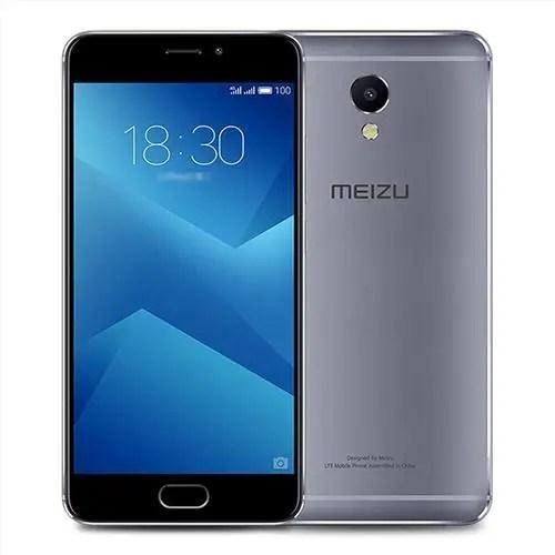 geekbuying MEIZU M5 NOTE MTK6755 Helio P10 2.0GHz 8コア GRAY(グレイ)