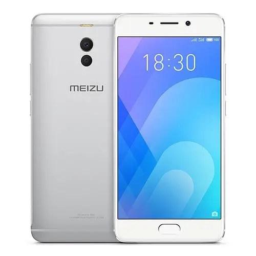 geekbuying Meizu M6 Note Snapdragon 625 MSM8953 2.0GHz 8コア SILVER(シルバー)
