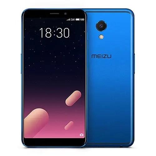 geekbuying Meizu M6s Exynos 7872 2.0GHz 6コア BLUE(ブルー)