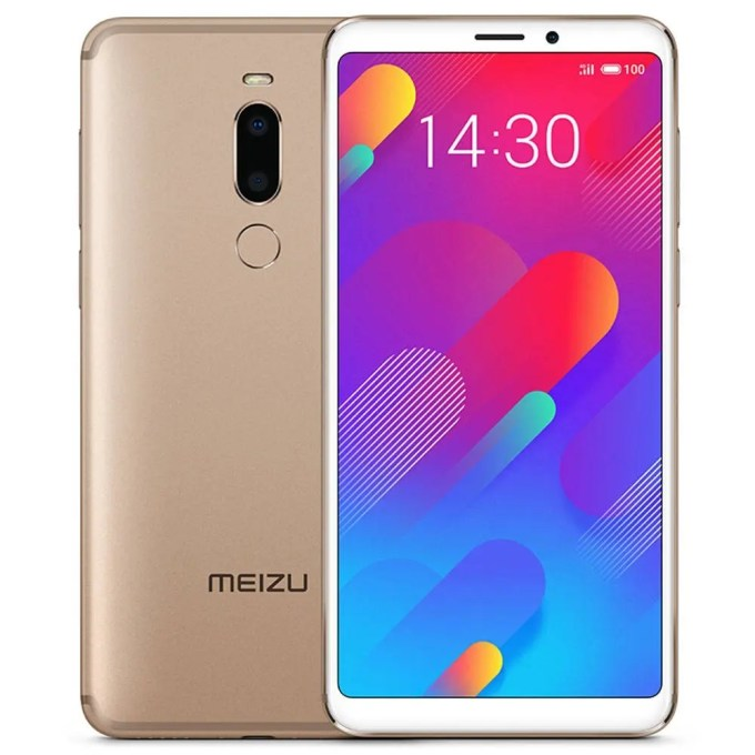 geekbuying Meizu V8 MTK6739 1.5GHz 4コア GOLD(ゴールド)