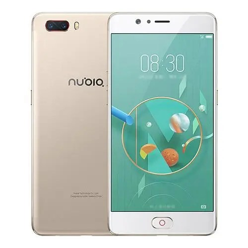 geekbuying Nubia M2 Snapdragon 625 MSM8953 2.0GHz 8コア CHAMPAGNE(シャンペン)