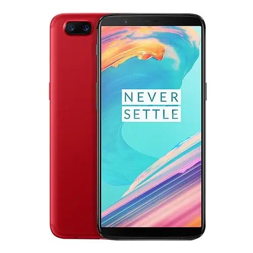 geekbuying OnePlus 5T Snapdragon 835 MSM8998 2.35GHz 8コア RED(レッド)