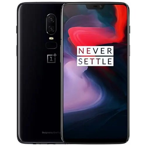 geekbuying OnePlus 6 Snapdragon 845 SDM845 2.8GHz 8コア BLACK(ブラック)