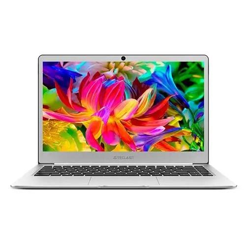 geekbuying Teclast F7 Notebook Apollo Lake Celeron N3450 1.1GHz 4コア SILVER(シルバー)