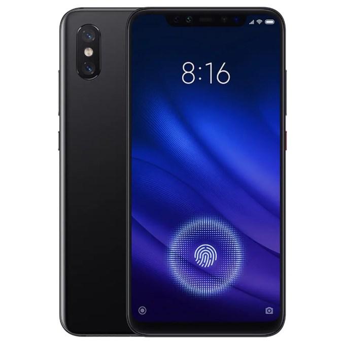 geekbuying Xiaomi Mi8 Pro Snapdragon 845 SDM845 2.8GHz 8コア BLACK(ブラック)