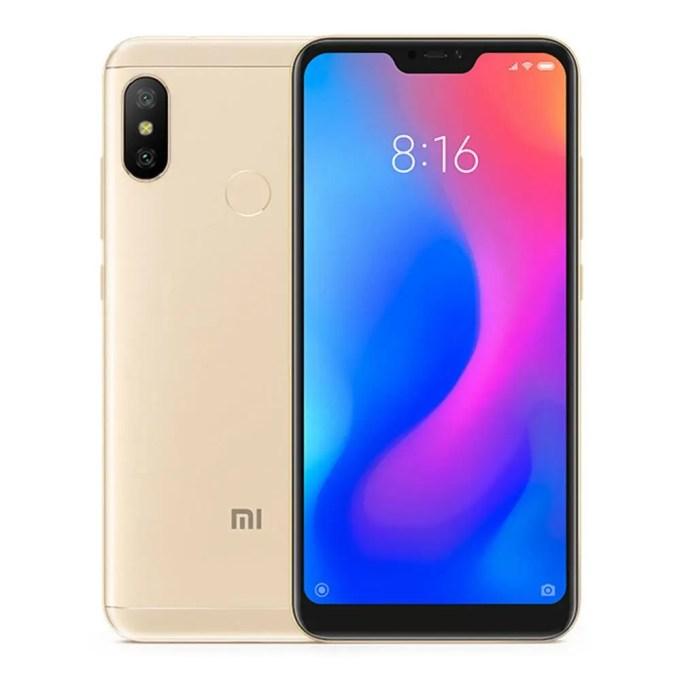 geekbuying Xiaomi Mi A2 Lite Snapdragon 625 MSM8953 2.0GHz 8コア GOLD(ゴールド)