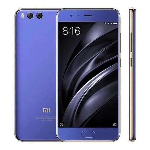 geekbuying Xiaomi Mi6 Snapdragon 835 MSM8998 2.35GHz 8コア BLUE(ブルー)