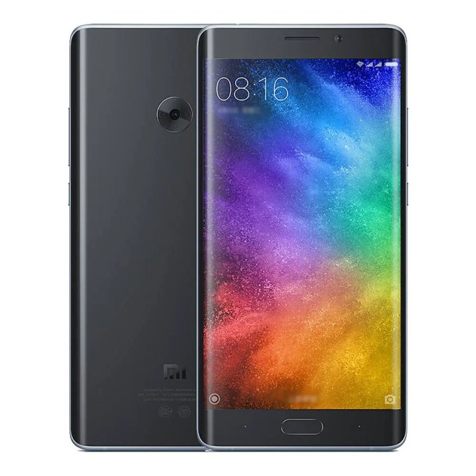 geekbuying Xiaomi Mi Note 2 Snapdragon 821 MSM8996 Pro 2.35GHz 4コア BLACK(ブラック)