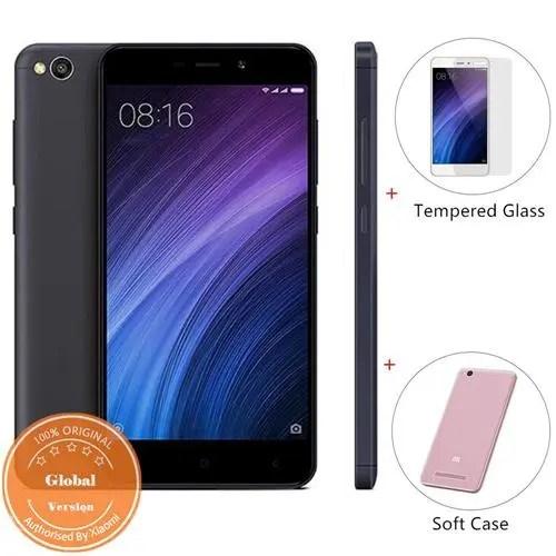 geekbuying Xiaomi Redmi 4A Snapdragon 425 MSM8917 1.4GHz 4コア GRAY(グレイ)