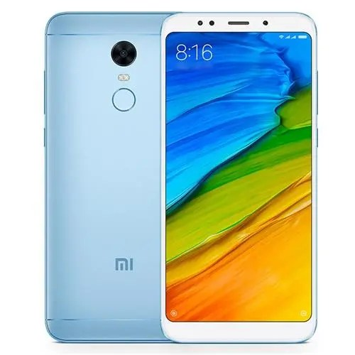 geekbuying Xiaomi Redmi 5 Plus Snapdragon 625 MSM8953 2.0GHz 8コア BLUE(ブルー)