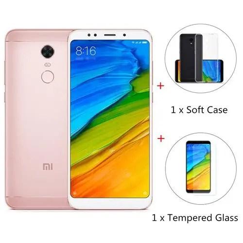 geekbuying Xiaomi Redmi 5 Plus Snapdragon 625 MSM8953 2.0GHz 8コア GOLD(ゴールド)