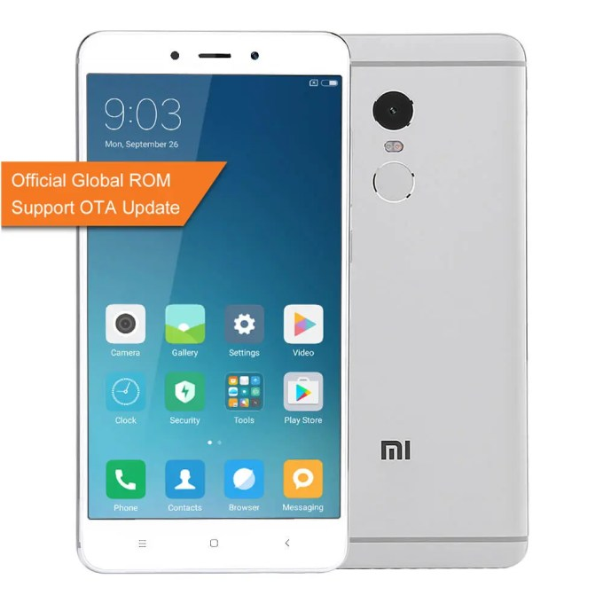 geekbuying Xiaomi Redmi Note 4 MTK6797 Helio X20 2.1GHz 10コア SILVER(シルバー)
