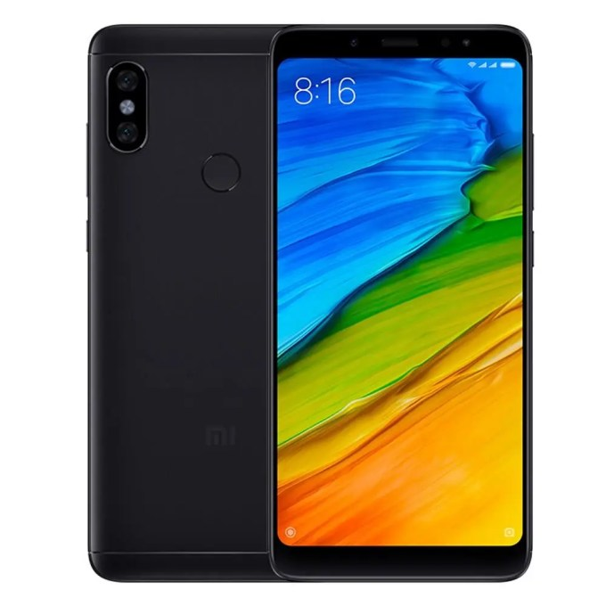 geekbuying Xiaomi Redmi Note 5 Snapdragon 636 SDM636 8コア BLACK(ブラック)