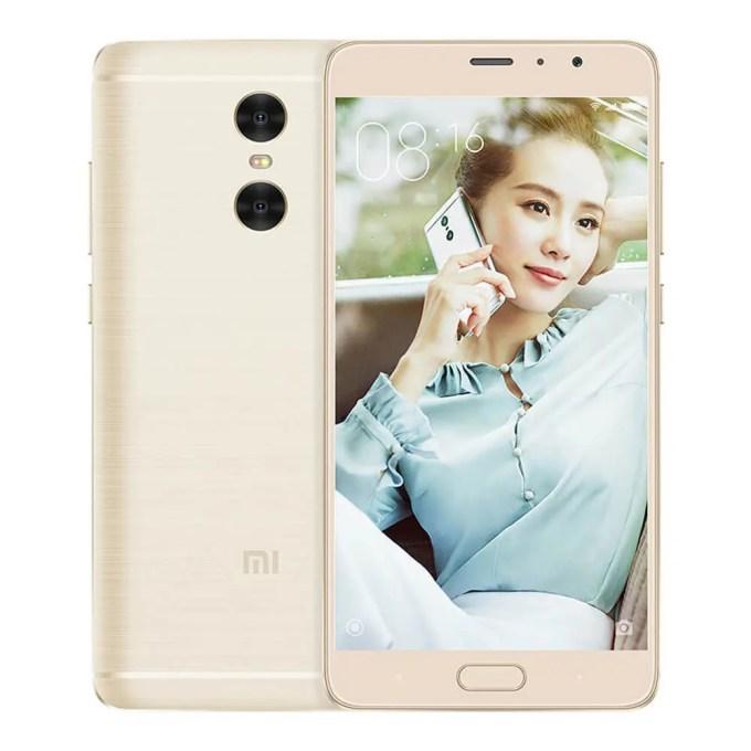 geekbuying Xiaomi Redmi Pro MTK6797 Helio X25 2.5GHz 10コア,MTK6797 Helio X25 1.55GHz 10コア,MTK6797 Helio X20 2.3GHz 10コア GOLD(ゴールド)