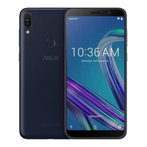 tomtop Zenfone Max Pro M1 Snapdragon 636 SDM636 1.8GHz 8コア BLACK(ブラック)