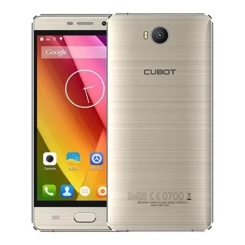 tomtop Cubot CHEETAH 2 MTK6753 1.3GHz 8コア GOLD(ゴールド)