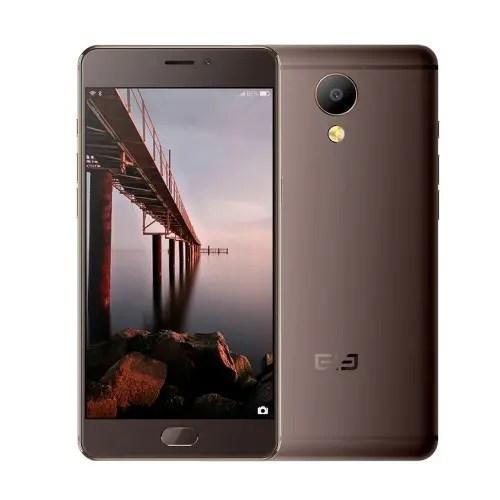 tomtop Elephone P8  MTK6757T Helio P25 2.5GHz 8コア GOLD(ゴールド)