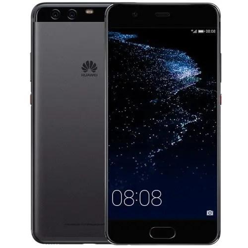 tomtop Huawei P10 Kirin 960 2.36GHz 8コア BLACK(ブラック)