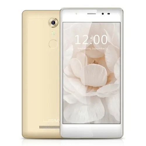 tomtop Leagoo T1 Plus MTK6737 1.3GHz 4コア GOLD(ゴールド)