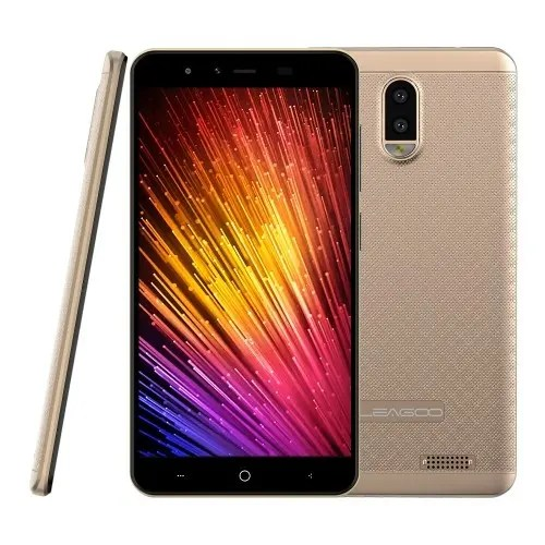 tomtop LEAGOO Z7 SC9832A 1.3GHz 4コア GOLD(ゴールド)