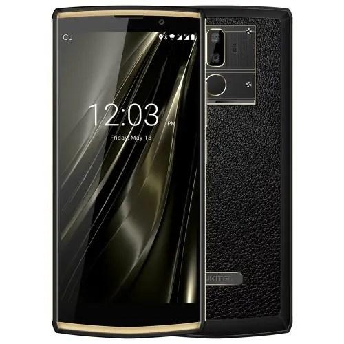 tomtop Oukitel K7 MTK6750T 1.5GHz 8コア BLACK(ブラック)