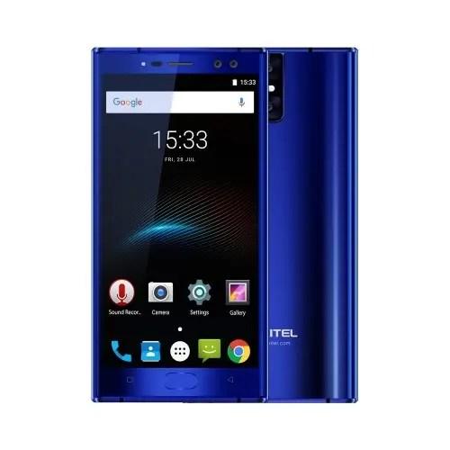 tomtop Oukitel K3 MTK6750T 1.5GHz 8コア BLUE(ブルー)